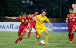 Giải bóng đá Nữ cúp Quốc gia: Phân định vé đá trận trang hạng 3 bằng bốc thăm