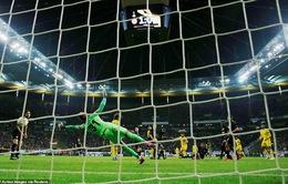 Frankfurt 1-1 Chelsea: The Blues giành lợi thế trước trận lượt về!