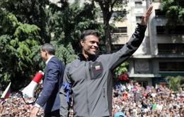 Chính trị gia đối lập Venezuela tị nạn chính trị