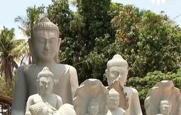 Nghề điêu khắc tượng đá tại Campuchia