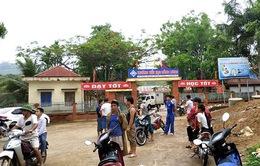 Bắt giữ đối tượng đâm 5 học sinh và cô giáo ở Thanh Hóa
