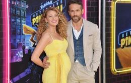"""""""Deadpool"""" Ryan Reynolds chuẩn bị chào đón đứa con thứ 3"""
