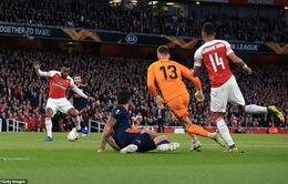 Arsenal 3-1 Valencia: Bộ đôi Lacazette - Aubameyang tạo dấu ấn!