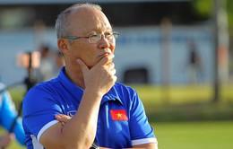 HLV Park Hang-seo lên kế hoạch thu hẹp khoảng cách về trình độ giữa các cầu thủ ĐT U22 Việt Nam