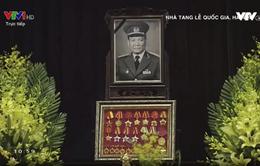 VIDEO Lễ truy điệu nguyên Chủ tịch nước Lê Đức Anh