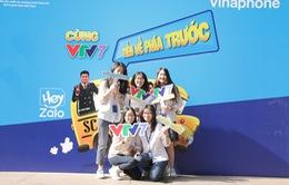 Ấn tượng những chuyến xe VTV7 School tour sôi động tại Hà Nội