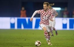 HLV Croatia lý giải nguyên nhân gạch tên Ivan Rakitic