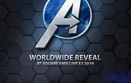 Sắp ra mắt tựa game dựa trên siêu bom tấn Avengers