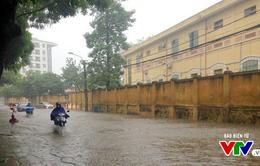 Phòng chống các bệnh dịch dễ gặp mùa mưa bão