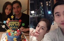 Mới kết hôn, Chung Hân Đồng đã đối mặt với tin đồn ly dị