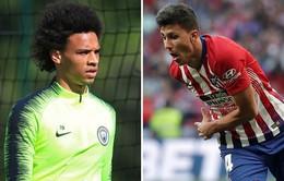 "Vồ hụt Rodri, Bayern Munich ""trả thù"" Man City bằng Leroy Sane"