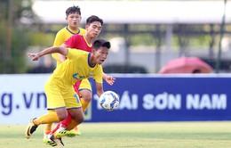 27 đội bóng tham dự Vòng loại Giải vô địch U17 Quốc gia năm 2019