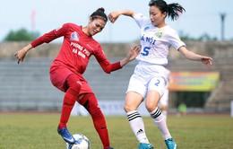 Phong Phú Hà Nam và Hà Nội tranh chức vô địch giải bóng đá Nữ cúp Quốc gia đầu tiên