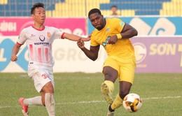 CLB Thanh Hóa - Dược Nam Hà Nam Định: Tiếp đà vươn lên (Vòng 12 V.League 2019, trực tiếp trên VTV5, VTV6 và ứng dụng VTV Sports)