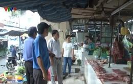 Đồng Tháp: Siết chặt quản lý thịt heo tại các chợ, hạn chế dịch tả heo châu Phi lây lan