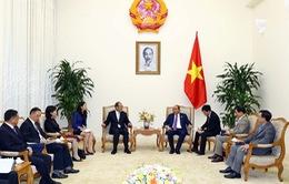 Thủ tướng tiếp Tỉnh trưởng tỉnh Vân Nam, Trung Quốc