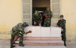 Thu giữ gần 2.000 gói thuốc lá điếu ngoại nhập lậu tại An Giang