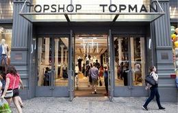 """Topshop """"cuốn gói"""" khỏi Mỹ - Ngành bán lẻ tại Mỹ đang gặp những trở ngại lớn"""