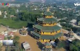 """Khám phá """"làng của những ngôi chùa"""""""