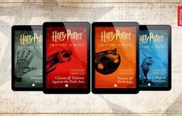 """Nhà văn JK Rowling ra mắt 4 tập """"Harry Potter"""" mới"""