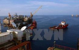 Giá dầu thô đi lên trên thị trường châu Á