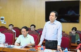 Kiểm tra việc thực hiện Nghị quyết Trung ương 4 tại Đảng ủy Khối các cơ quan Trung ương
