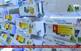 Nhiều ưu đãi khi mua máy lạnh