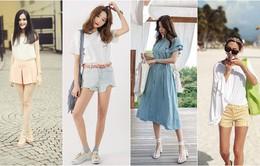 4 kiểu trang phục không thể thiếu cho chuyến dã ngoại mùa hè