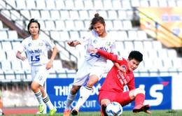 VTV6 trực tiếp trận chung kết giải bóng đá Nữ cúp Quốc gia 2019
