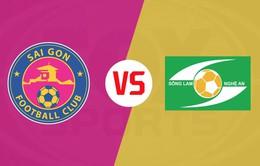 CLB Sài Gòn 2-2 Sông Lam Nghệ An: Chia điểm kịch tính trên sân Thống Nhất