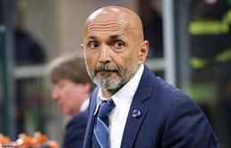 Inter Milan sa thải HLV Luciano Spalletti