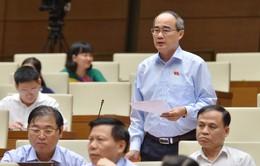 Bí thư Thành ủy TPHCM đề xuất có bộ phận người dân cần sinh ba con
