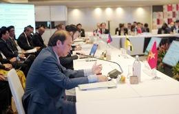 Việt Nam dự Hội nghị Quan chức cao cấp ASEAN 3, Cấp cao Đông Á