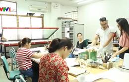Công việc ngày mới tại Thư viện Quốc gia Việt Nam