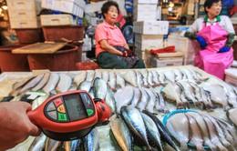 Nhật Bản siết chặt kiểm tra hải sản nhập từ Hàn Quốc do lo sợ ngộ độc thực phẩm