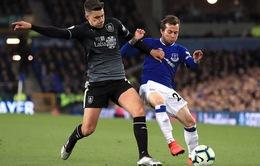 Everton giành 3 điểm trước Burnley