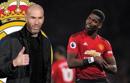 Chuyển nhượng bóng đá quốc tế ngày 03/4: Nguyện vọng của Pogba là rời Man Utd để gia nhập Real Madrid