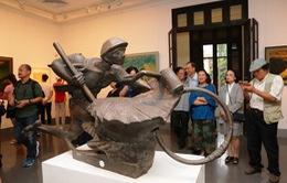 """Ký ức hào hùng qua triển lãm """"Điện Biên năm ấy"""""""