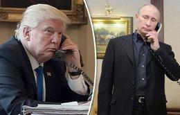 Tổng thống Mỹ - Nga điện đàm