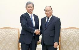 Việt Nam – Nhật Bản đẩy mạnh hợp tác quốc phòng