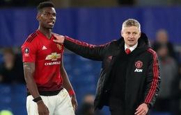 Man Utd và cuộc chiến giữ chân Paul Pogba