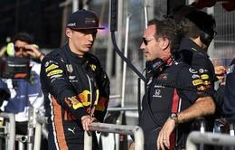 Đội đua Red Bull tự tin về khả năng ký hợp đồng dài hạn với Max Verstappen