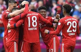 Bayern Munich 3-1 Hannover 96: Chiến thắng dễ dàng
