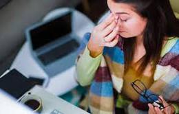 Cẩn trọng với những bệnh thường gặp ở giới văn phòng
