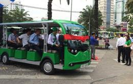 Sẽ có xe bus điện tại 5 thành phố lớn