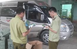 Lạng Sơn thu giữ 1.152 tuýp kem đánh răng nhập lậu