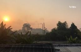 Người dân Hóc Môn vui mừng vì cơ sở đốt nhựa gây ô nhiễm ngừng hoạt động