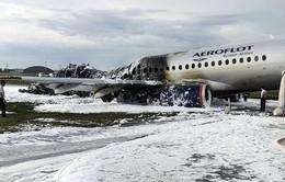 Nga khởi tố hình sự vụ tai nạn máy bay khiến 41 người thiệt mạng