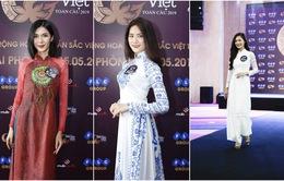 Hoa hậu Bản sắc Việt toàn cầu 2019: Thêm nhiều gương mặt sáng từ Hải Phòng