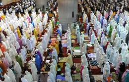 Người Hồi giáo đón lễ Ramadan